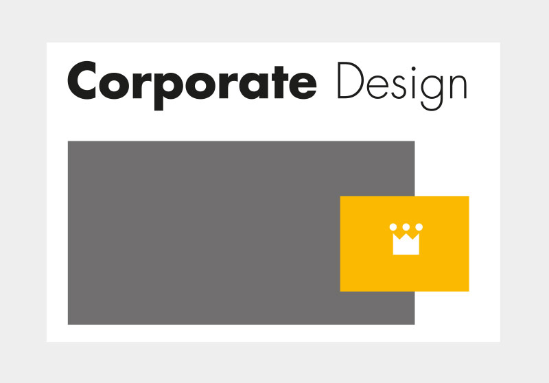 Corporate Design - die Visualisierung Ihrer Marke