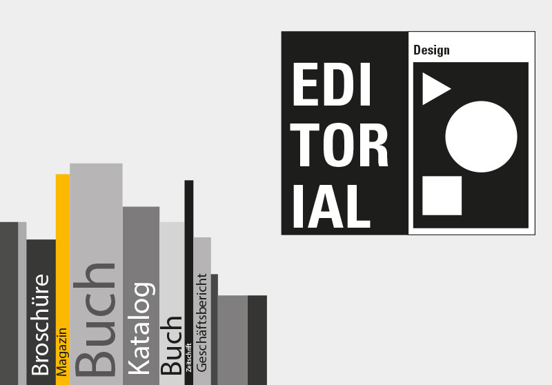 Editorial Design - Design für Ihre Publikation